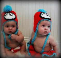Crochet baby hats?