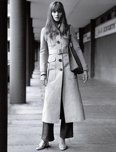 Freja Beha Erichsen by Alasdair McLellan for Vogue UK January 2015 2