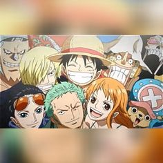 Smiling StrawHats