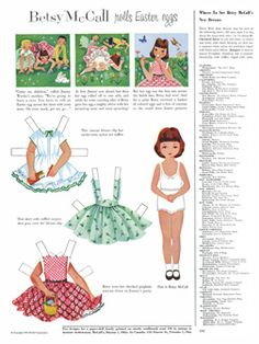 love old fashion looking paper dolls