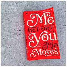 Me Before You by Jojo Moyes | 21 Books That Prove You Can't Judge A Book By Its Cover