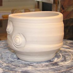 Fine Mess Pottery: Tutorial -very cool tutorials!-