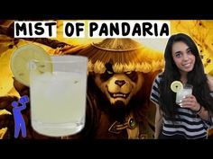How to make World of Warcraft - Mist of Pandaria Cocktail - Tipsy Bartender - YouTube