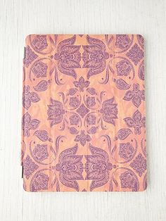 Printed iPad Cover: okay i might get an ipad just so i can have this cover. gorgeous!