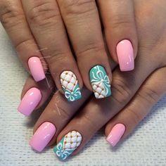 Beautiful Nail Art, Nail Arts, Maria Clara, Instagram, Nails, Modern, Work Nails, Shades, Nail Designs