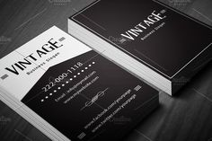 57 best vintage business cards images on pinterest vintage check out vintage business card template by felicidads on creative market cheaphphosting Choice Image