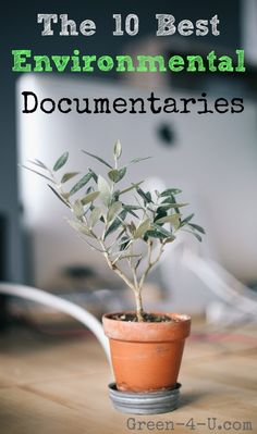 Looking for some great environmental documentaries? Here is a list of 10 great ones to check out that will open your eyes to issues affecting our planet.