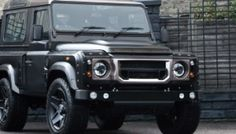 The new A Kahn Design Defender SW 90 is Beefy and Brawny