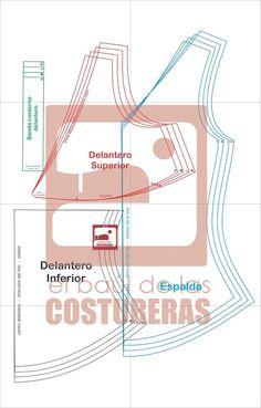 Blusa BC102 Confección continuación | EL BAÚL DE LAS COSTURERAS