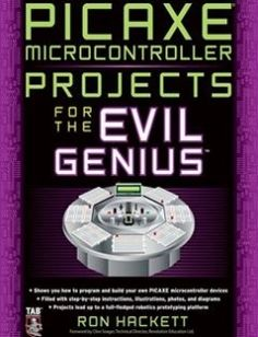 PICAXE Microcontroller Projects for the Evil Genius free download by Ron Hackett ISBN: 9780071703277 with BooksBob. Fast and free eBooks download.  The post PICAXE Microcontroller Projects for the Evil Genius Free Download appeared first on Booksbob.com.