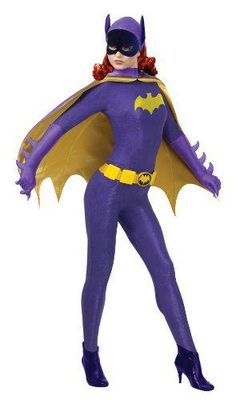 Batgirl Halloween costumes are always a hit with girls of all ages. We have a wide array of Batgirl costumes here in a variety of styles, colors, and prices.