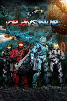 144 Best Red Vs Blue Images Red Vs Blue Rooster Teeth