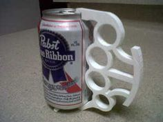 3D Print will also influence how we drink.....