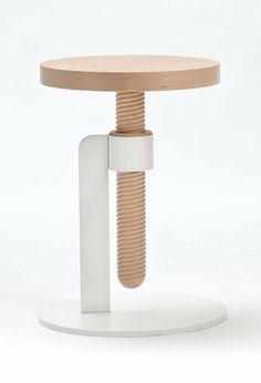 http://anordinarywoman.net/2013/11/22/daily-inspiration-stool/