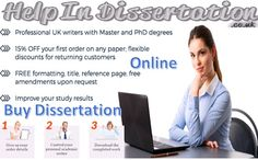 #Help_in_Dissertation is a well-known #academic_portal that is known for offering high-end #Buy_Dissertation_Online contribute to the students.   Visit Here https://www.helpindissertation.co.uk/buy-dissertation-online  Live Chat@ https://m.me/helpindissertation  For Android Application users https://play.google.com/store/apps/details?id=gkg.pro.hid.clients
