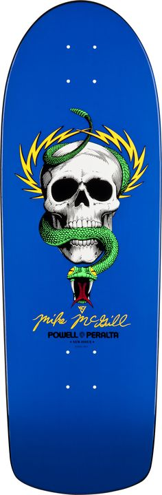 POWELL PERALTA - MIKE MCGILL