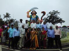 chumundi hills guide to mysore