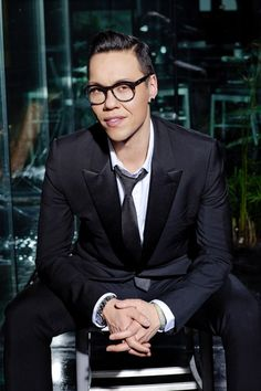 """I am extremely lucky to have met this fashion icon who taught me how to dance to """"Celebration"""" by """"Kool&the Gang""""  he is a very nice guy and a great entertainer at events well my family and other guests thought so anyway thanks Gok for completing something I was unsure would even happen to me !"""