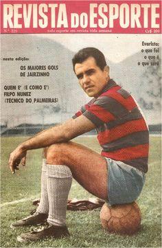 Crédito: revista do Esporte Nº 329 – junho de 1965.