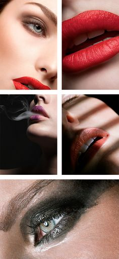 Beauty Photography by Stéfan Bourson