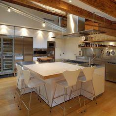 CUCINA : Cucina moderna di M A+D Menzo Architettura+Design