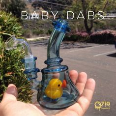 For when you want to bring out your inner child, or you wanna dab in the tub.