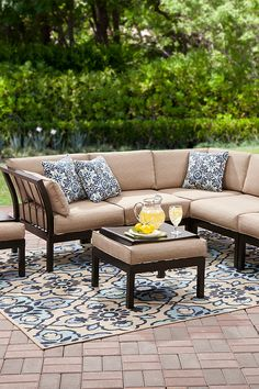 """Shop Walmart Home this tax season for the best value on the best patio furniture. And put the """"fun"""" back in tax refund."""
