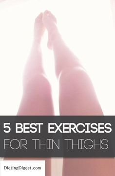 For best results do a workout of 3 sets of 12 reps every two days for each of these 5 exercises. Check out Dieting Digest