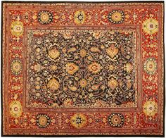 Most carpets that are considered a collectible or a sound investment are more than 30 years old, which certainly includes antique rugs that were created more than 80 years ago. Yet, while age is noteworthy, how a rug is produced plays as important a role in determining its continuing appreciation.  #Persianrug #PersianCarpet #persianrugsinfo #ruglovers