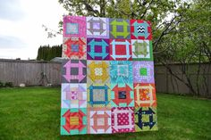 All the blocks arrived from my bee mates in the Joy group of do. In the evenings, between periods of hockey I managed to get . Churn Dash Quilt, Bright Quilts, Shoo Fly, Quilt Festival, Quilted Bag, Mug Rugs, Quilt Making, Favors, Stitch