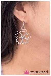 Only $5. Available at JennieMJewelry.com Silver Wire Daisy (Small) - Blockbuster Earring
