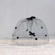 Vintage birdcage hat - ethanollie