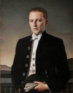 International Portrait Gallery: Retrato del IIIer Lord Doverdale