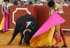 Qué dice la prensa de la 6ª de la Feria de Abril La sombra deslumbrante de Morante - Mundotoro.com #FeriadeAbril #Morante #Sevilla