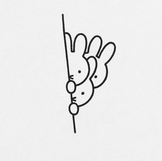 Image result for bunny butt doodle