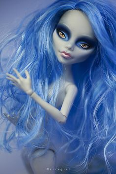 Monster High custom by ©erregiro.