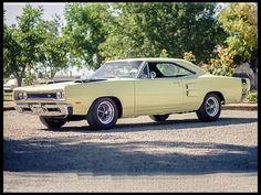 1969 Dodge Super Bee 383 CI, 4-Speed