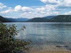Priest Lake, Idaho <3