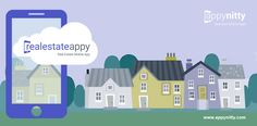 #RealEstateAppy – A Unique Combination of Cloud Telephony Solution with Real Estate #MobileApp