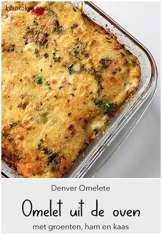 Omelet uit de oven – De K van Koken
