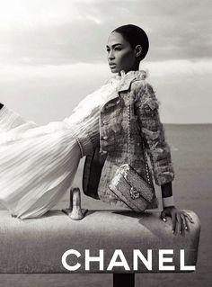 Joan Smalls/Chanel Spring Summer 2012
