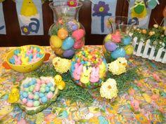 Children's buffet table 2