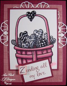 Zending Love by stamps&cars - Cards and Paper Crafts at Splitcoaststampers