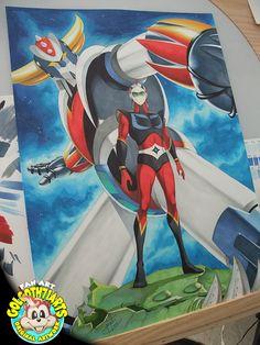 Commissions art Marvel Manga