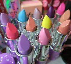 ❤ Did you know  Unicorn Lipsticks are on sale right now for $8  Shop now: limecrime.com