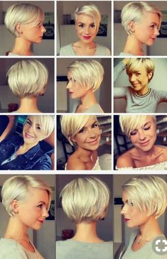 Short cut woman Short hair styles, short hairstyles for women, short hairstyle women, short bob hairstyles Thin Hair Cuts, Cut My Hair, Short Hair Cuts For Women, Short Hair Styles, Short Cuts, Short Sassy Hair, Bob Cuts, Pinterest Short Hairstyles, Short Hairstyles For Women
