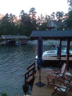 Lake gaston