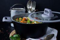 Edition 4 - der Kochtopf aus Aluguss   d. die Pfanne®