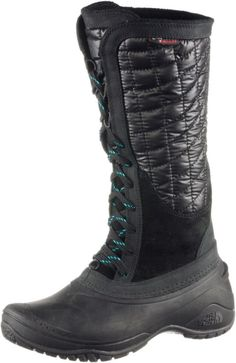 #The #North #Face #Thermoball #Utility #Stiefel #Damen #schwarz