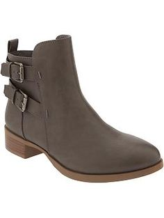 Women's Moto Ankle Boots | Old Navy
